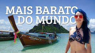 10 Destinos turísticos MAIS BARATOS para visitar fora do Brasil em 2021