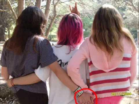 Amigas lesbiana