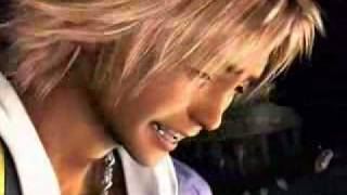 Tidus crying [short video]