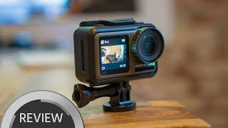 DJI Osmo Action Review – Hands-on with the New Action Cam