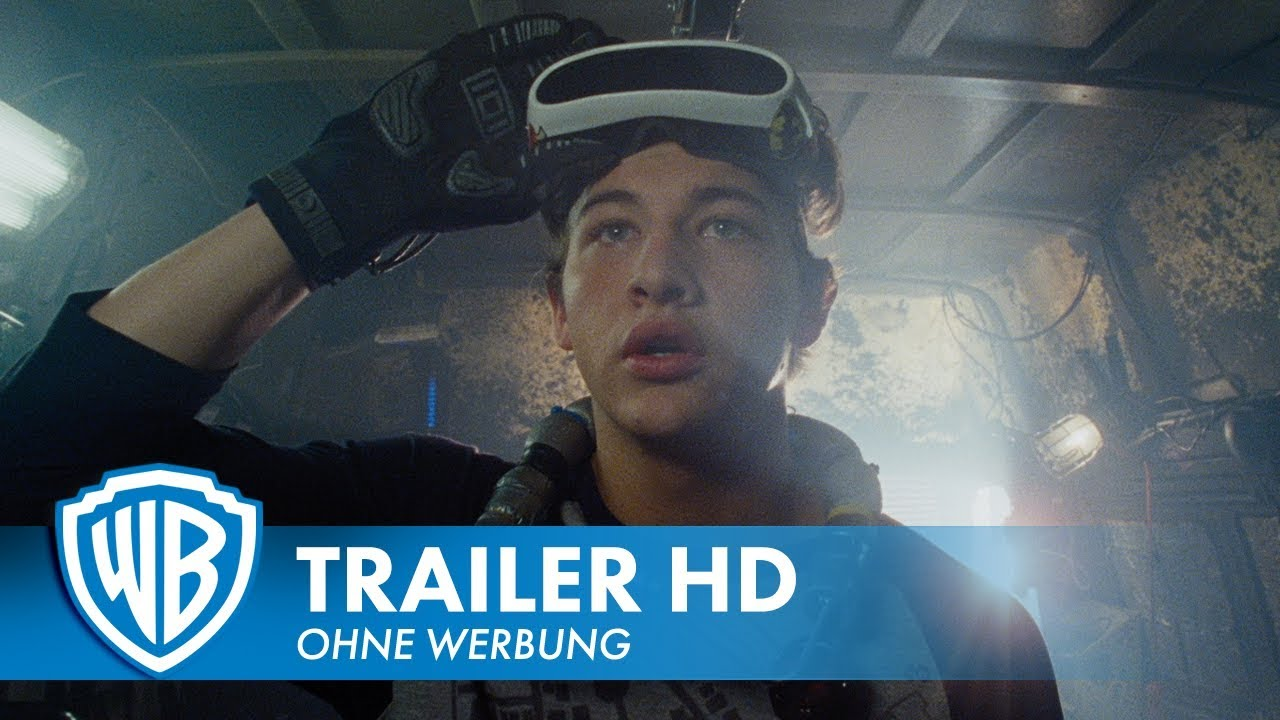 Ready Player One Offizieller Trailer 1 Deutsch Hd German 2018