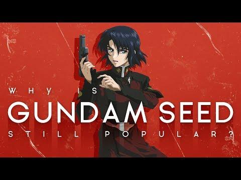Why is Gundam SEED Still Popular?