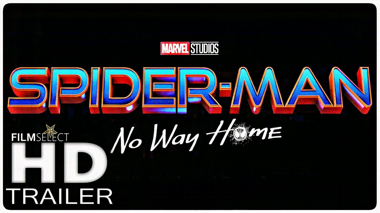 SPIDER-MAN 3: No Way Home Title Reveal Trailer (2021)