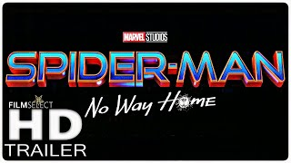 SPIDER-MAN 3: No Way Home Title Reveal Teaser (2021)