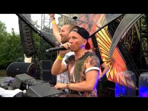 Tomorrowland 2014 | Brennan Heart