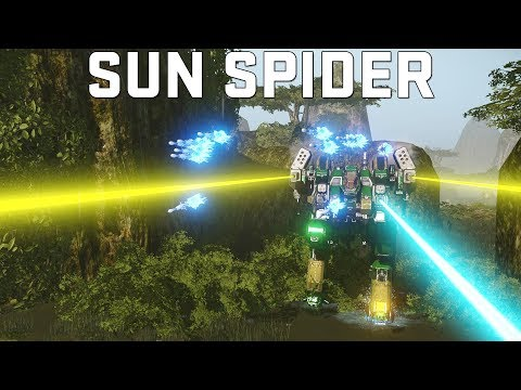 Sun Spider Preview Stream (w/ bonus Sun Spider and Roughneck!)