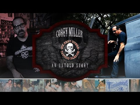 Corey Miller : An Untold Story   The Beginning Years
