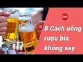 Download 8 Cách uống rượu bia không say: Bí quyết bỏ túi bạn cần biết