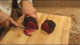Charcuterie - Making Bresaola at home with UMAi Dry
