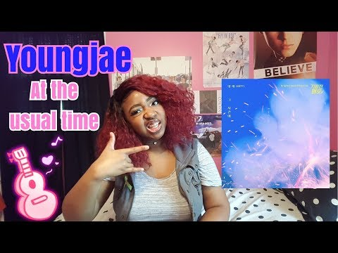 Youngjae - At the Usual Time Reaction