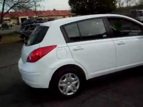 2011 Nissan Versa S, 5 Door Hatchback, 1.8 Liter 4cyl, Automatic With Air,  14,000 Miles!!!   YouTube