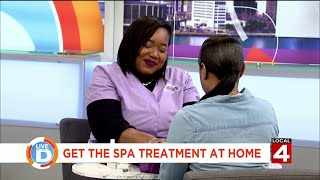 Live In The D: Get the spa treatment at home with Lavender Mobile Spa
