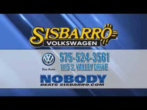 Sisbarro VW Volkswagen Closeout Sale Las Cruces Deming NM VW Cars for Sale