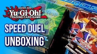 Yu-Gi-Oh! w Empikach?! | Unboxing zestawów Speed Duel