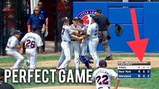 MLB   Perfect Game LLWS 2018