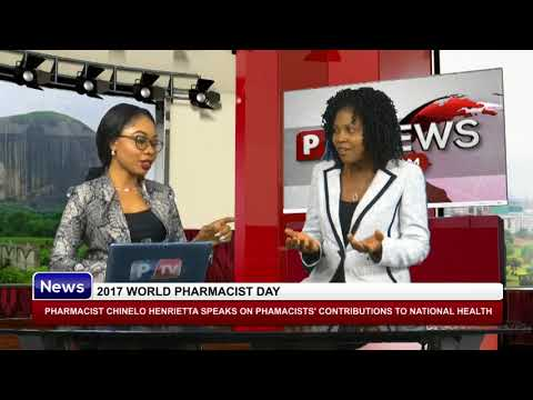 Pharmacist Chinelo Speaks on Pharmacist's Contributions to National Health