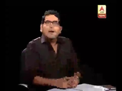Ghanta Khanek Sange Suman (01.04.2016): interview with adhir-'Mukhomukhi Adhir'