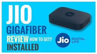 jio gigafiber review in hindi - plans explained - sharing personal experience