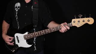 Judas Priest - Grinder - Bass Cover