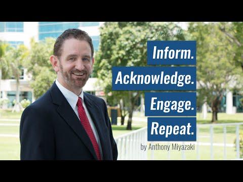 "Marketing Minute 019: ""Three-Path Engagement"" (Social Media Marketing) #MarketingMinute"