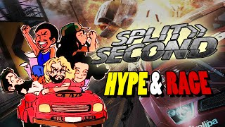 SPLIT SECOND - Hypest Racing Game: Hype & Rage Compilation