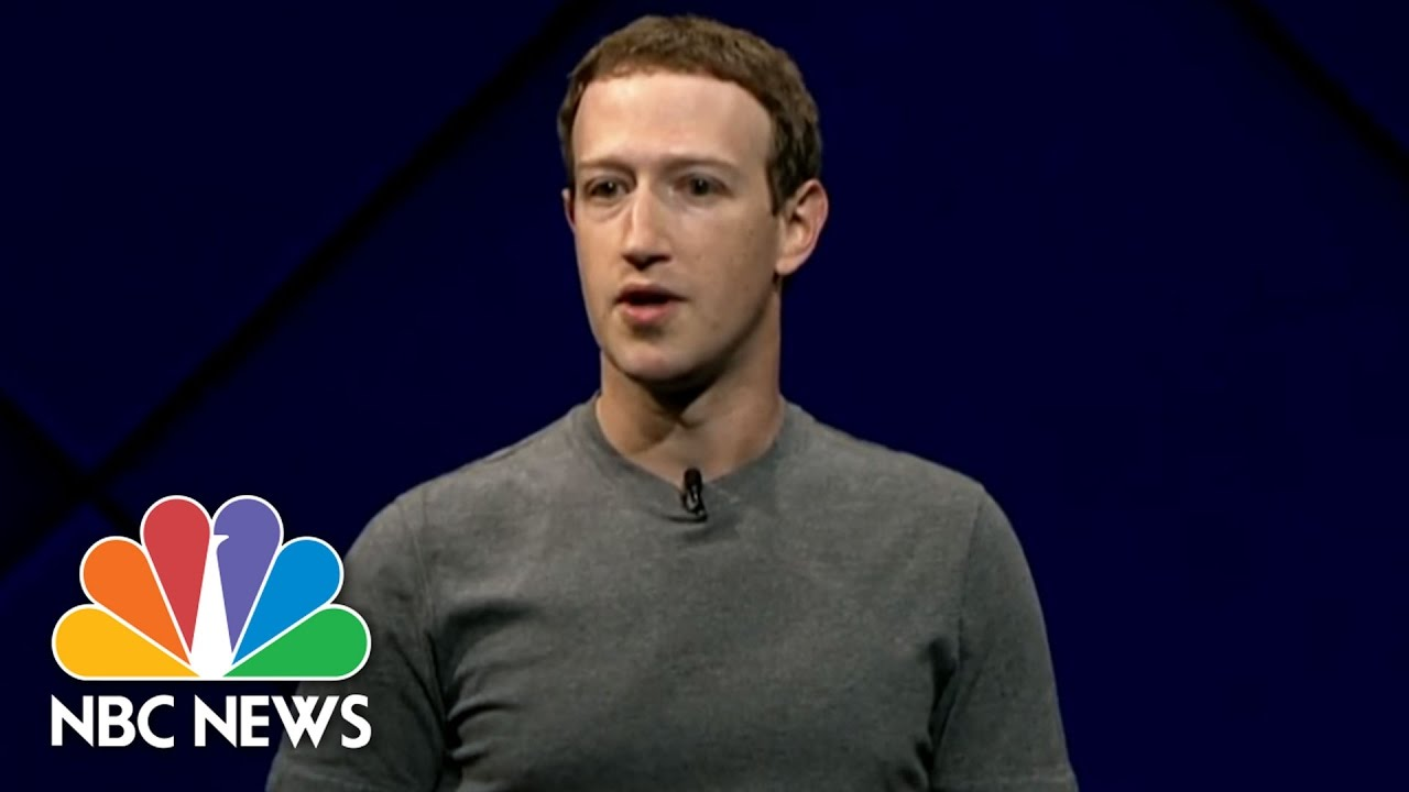 Mark Zuckerberg Comments On Cleveland Death Shared Via Facebook | NBC News - YouTube