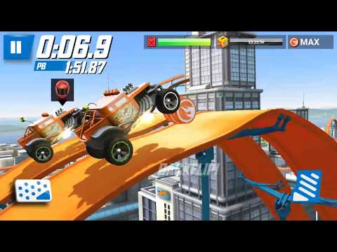 Hot Wheels: Race Off 6..10.bölüm  Oyun Oburu