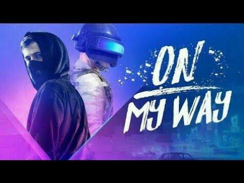 on-my-way---alan-walker-ft-sabrina-carpenter-&-farruko- -music-video