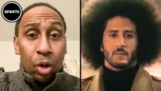 Stephen A. Smith Tweets RIDICULOUS Kaepernick Critique
