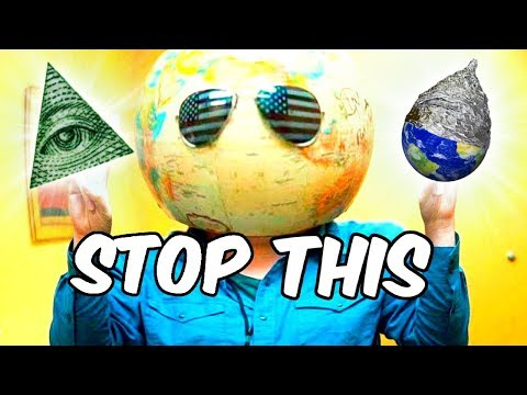 Flat Earthers Must Be STOPPED thumbnail