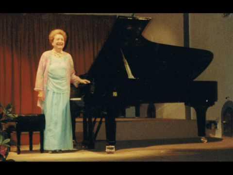 Chopin Etudes Op 25 No 1 and 2 Lympany Rec 1995