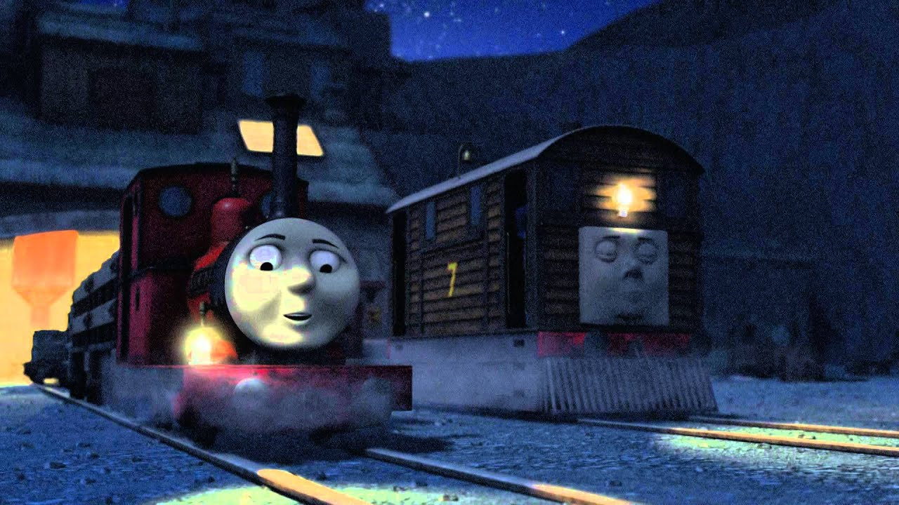thomas friends a very thomas christmas clip