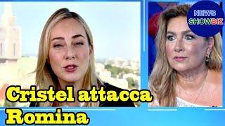 Cristel Carrisi attacca e Offeso Romina Power: ecco cosa ha fatto la figlia di Al Bano!