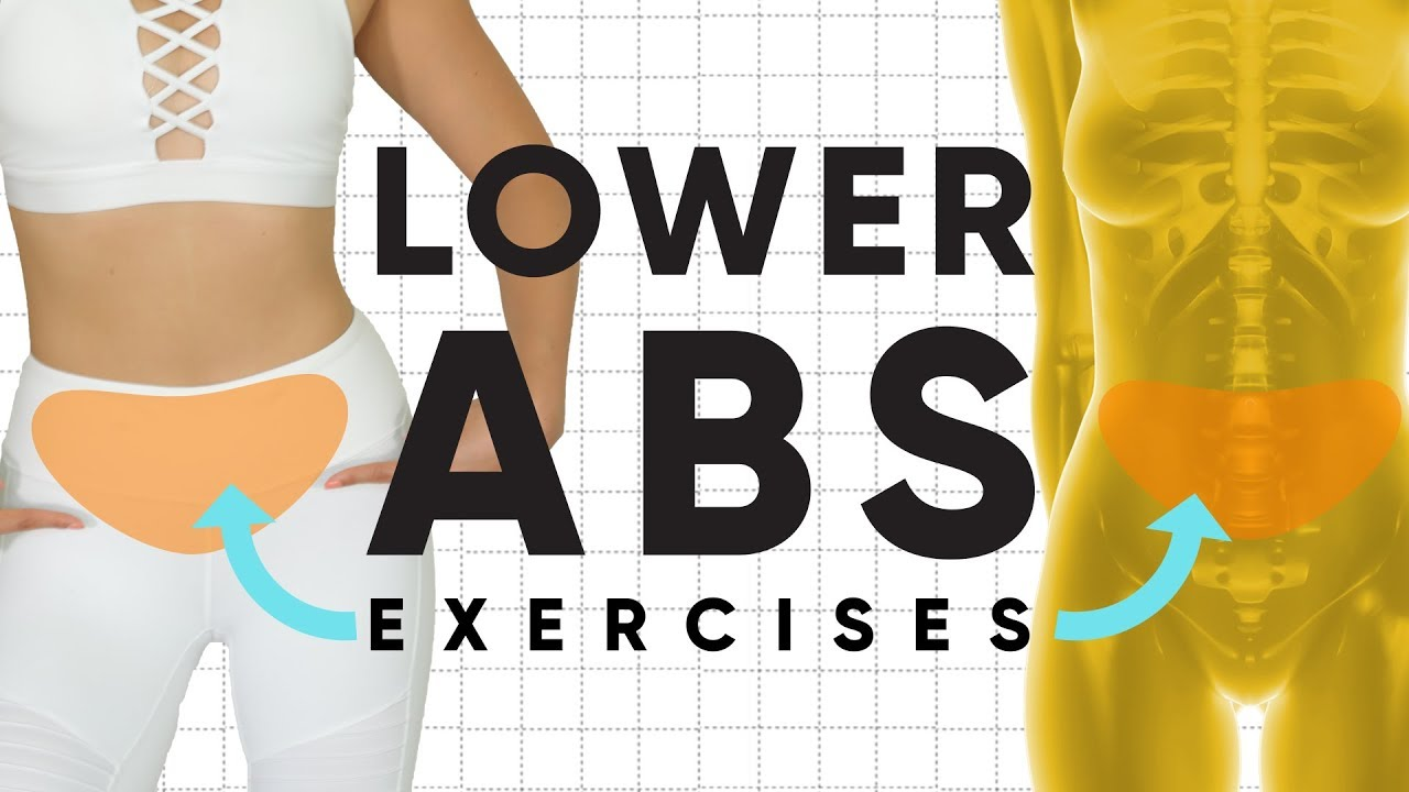 5 Exercises That Will Show Your Lower Belly Whos Boss