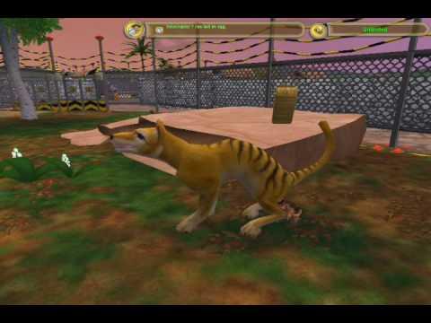 zoo tycoon 2 uitgestorven diersoorten