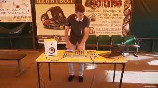 DJ Khlebnikov-1 Vol Deck Miks [2015-Жиделева..Pioneer DDJ-SX-W  Pioneer HDJ-500-W
