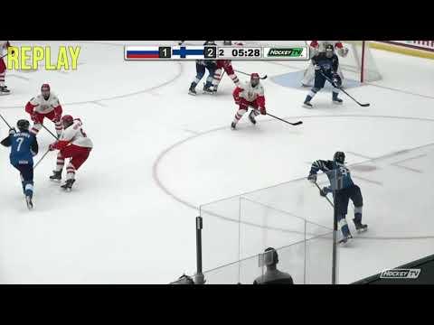 ЮЧМ-2021. Финляндия - Россия - 4:3 Б