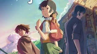 Children who chase lost voices anime movie