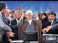 مصاحبه با دکتر زیباکلام جهت فیلم تبلیغاتی ریاستجمهوری آیتالله هاشمی رفسنجانی  - قسمت اول