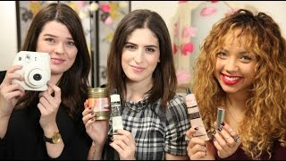 OUR FAVOURITE THINGS: VIVIANNA, LILY AND  BEAUTYCRUSH