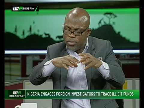 TVC Breakfast 21st June 2017 | FG engages Global Investigation Agency to trace illicit funds
