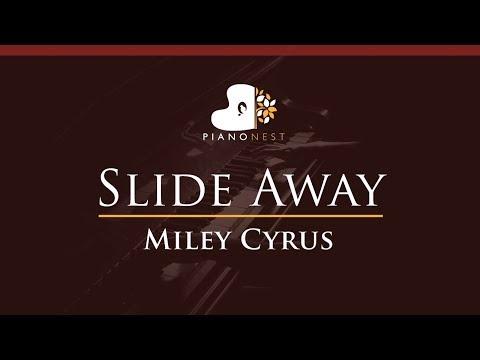 miley-cyrus---slide-away---higher-key-(piano-karaoke-/-sing-along)