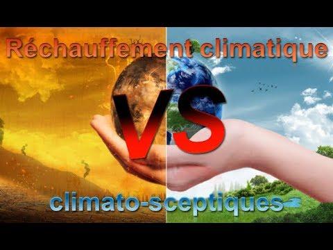 Réchauffement climatique : faut-il croire les climato-sceptiques ?
