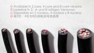 Comus Speaker Cable Range