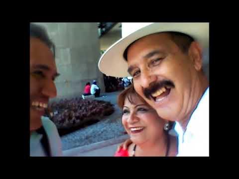 Baile en el Palacio Municipal de Monterrey. Popurrí.