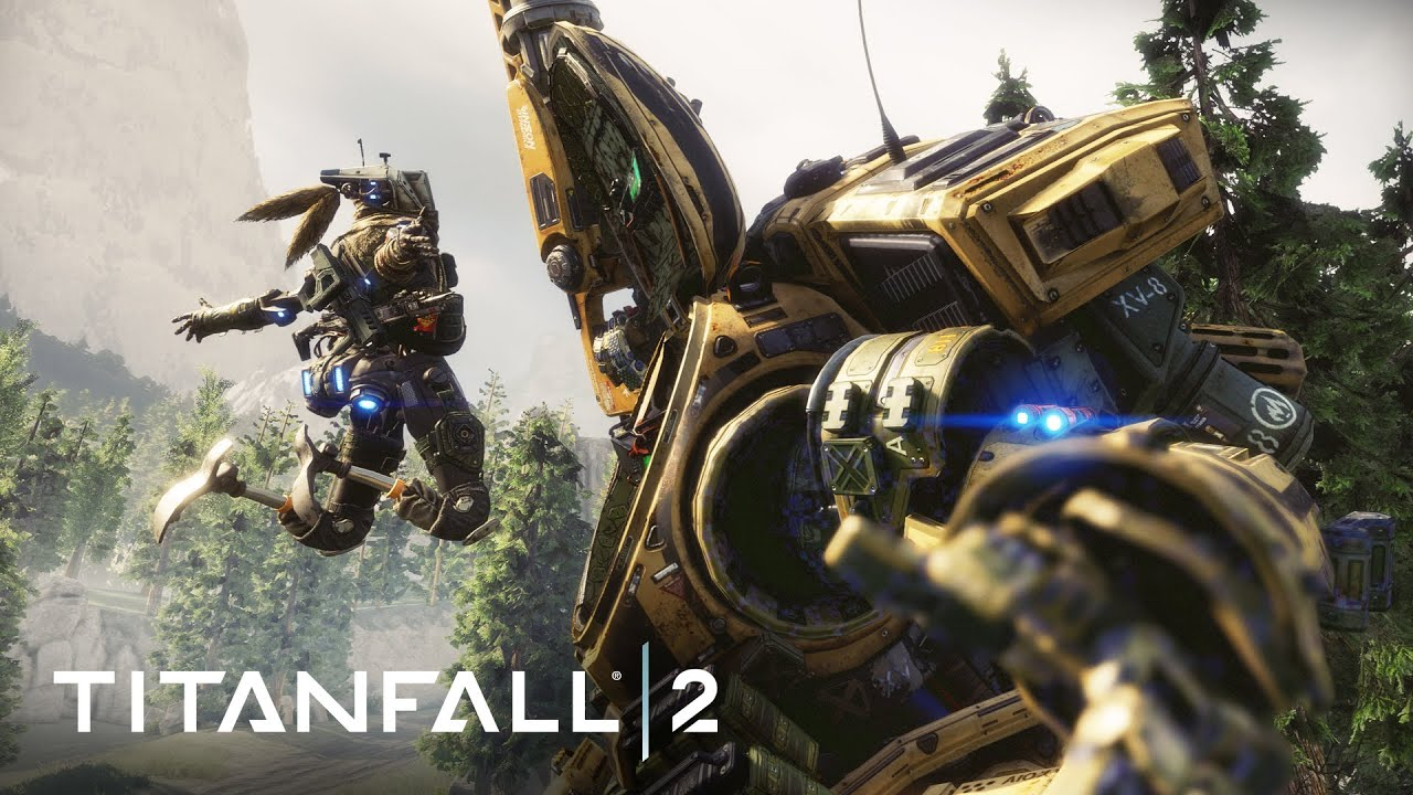 TITANFALL OFFICIAL - Titanfall 2 Official Multiplayer Gameplay Trailer