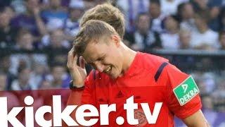 VfL-Boss Queckenstedt rechnet mit dem Schlimmsten - kicker.tv