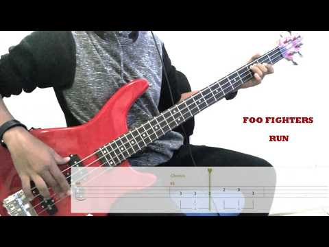 \Foo Fighters-Run/ Cover Bass With Tabs
