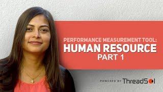 Performance Measurement Tool: Human Resource (Part 1)