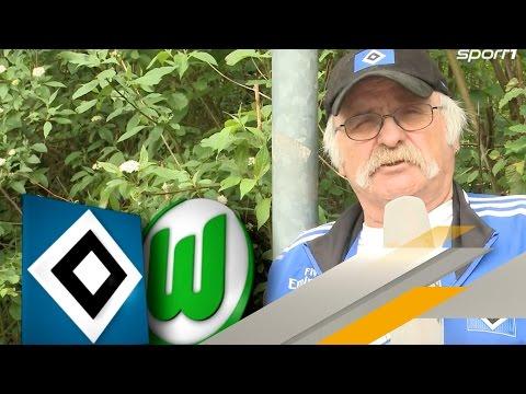 Helm-Peter mit Ansage an alle HSV-Pöbler | SPORT1